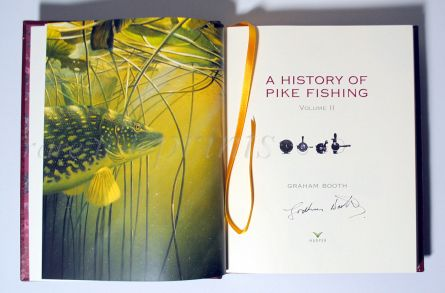 A HISTORY OF PIKE FISHING  - VOLUME 2 (detail 3)